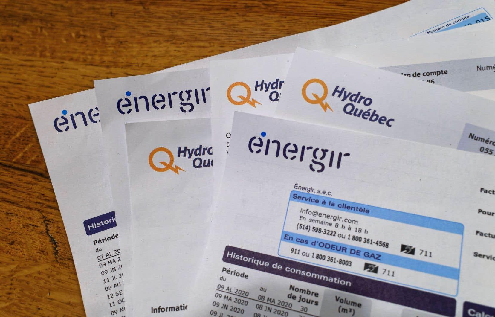 Les deux plus importants distributeurs de la province demandent conjointement à la Régie de l'énergie du Québec que les clients d'Énergir qui font la conversion vers la biénergie puissent bénéficier du tarif DT d'Hydro-Québec.