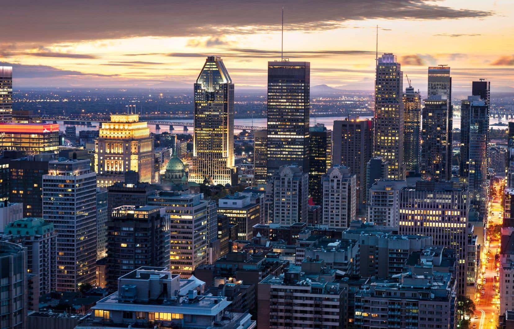 Montréal a amélioré son classement depuis l'an dernier et est sur une pente ascendante depuis quelques années.