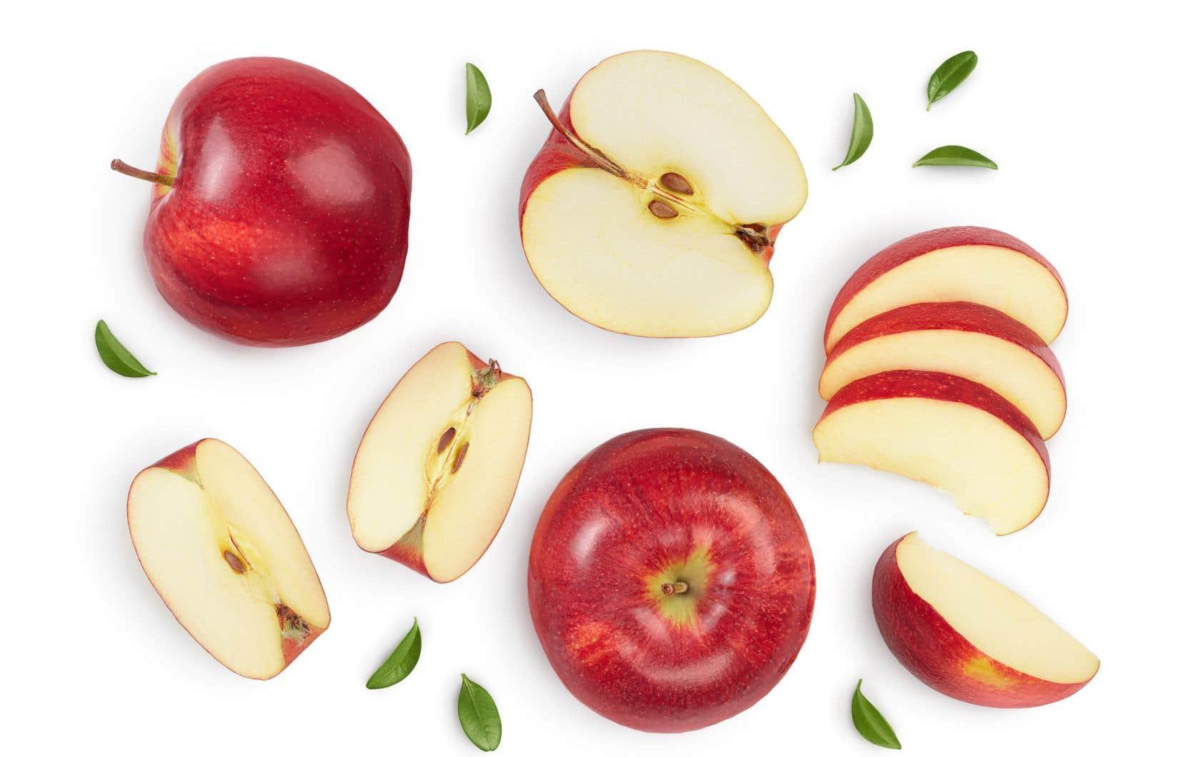 La pomme offre encore plus de possibilités que ce que nous pouvons imaginer.