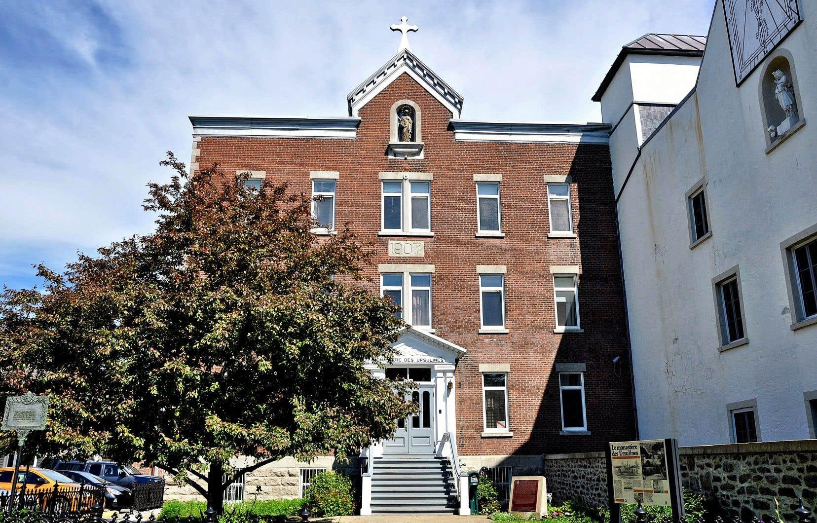 Le Monastère des Ursulines de Trois-Rivières espère devenir un Espace bleu, comme a pu l'apprendre «Le Devoir», mais la Mauricie n'est pas des régions priorisées par le gouvernement.