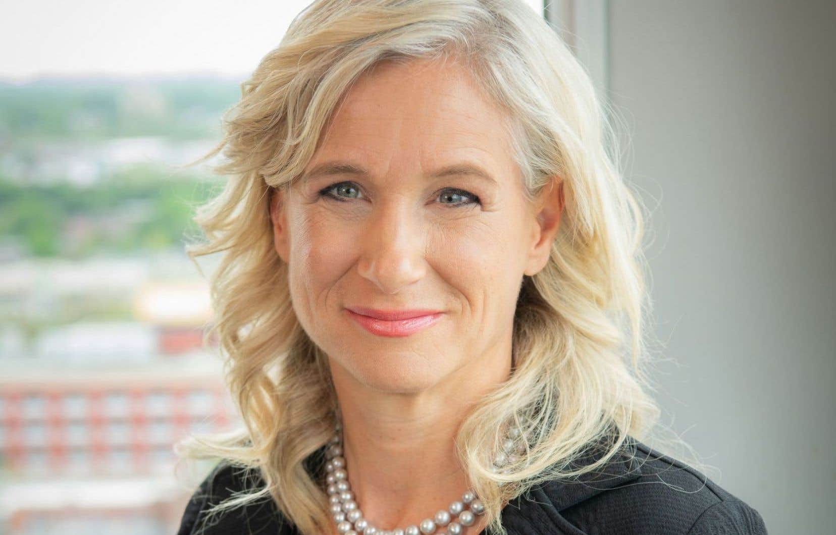 Au Québec, les avancées technologiques présentent une grande importance parce qu'elles peuvent aider à relever l'immense défi que pose la rareté de main-d'œuvre, selon la dirigeante Janie Béïque.