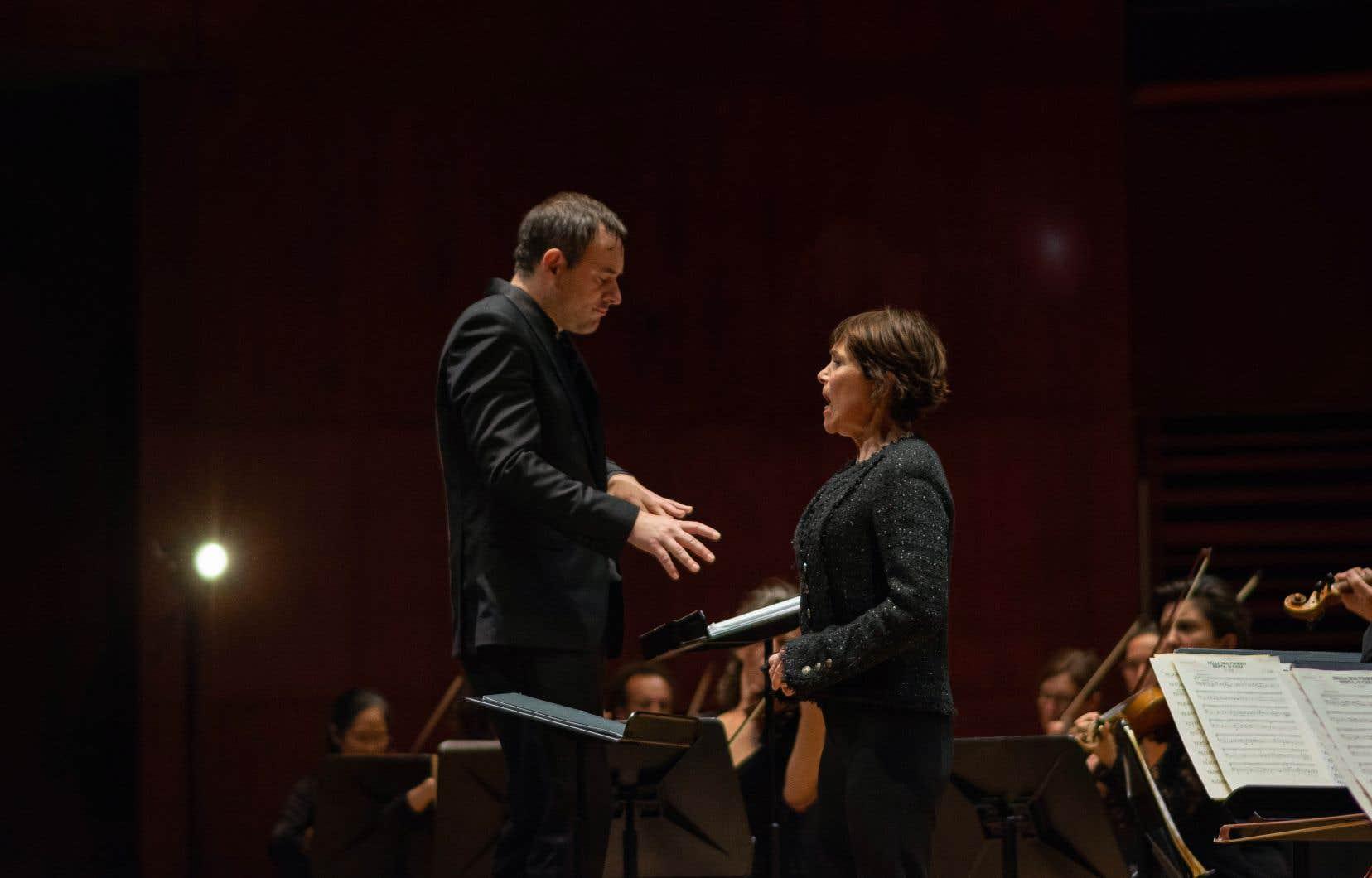 Sandrine Piau et Jonathan Cohen
