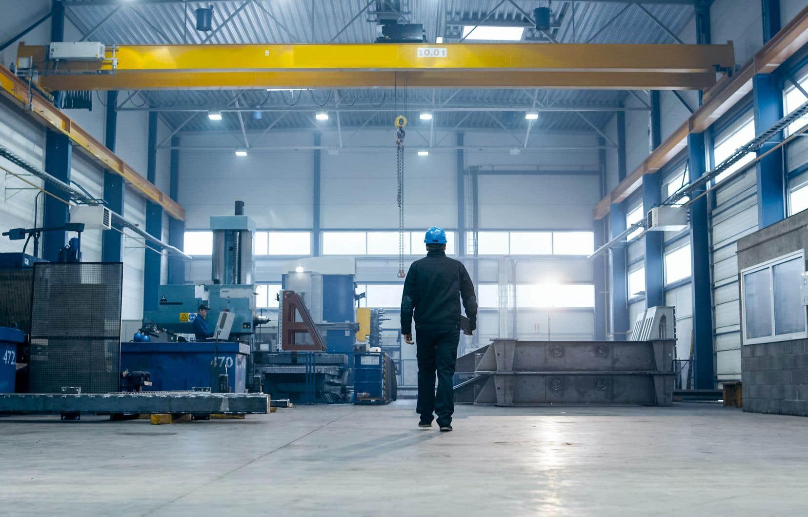 Pénurie de main-d'œuvre: le secteur manufacturier québécois aurait perdu 18milliards en deux ans