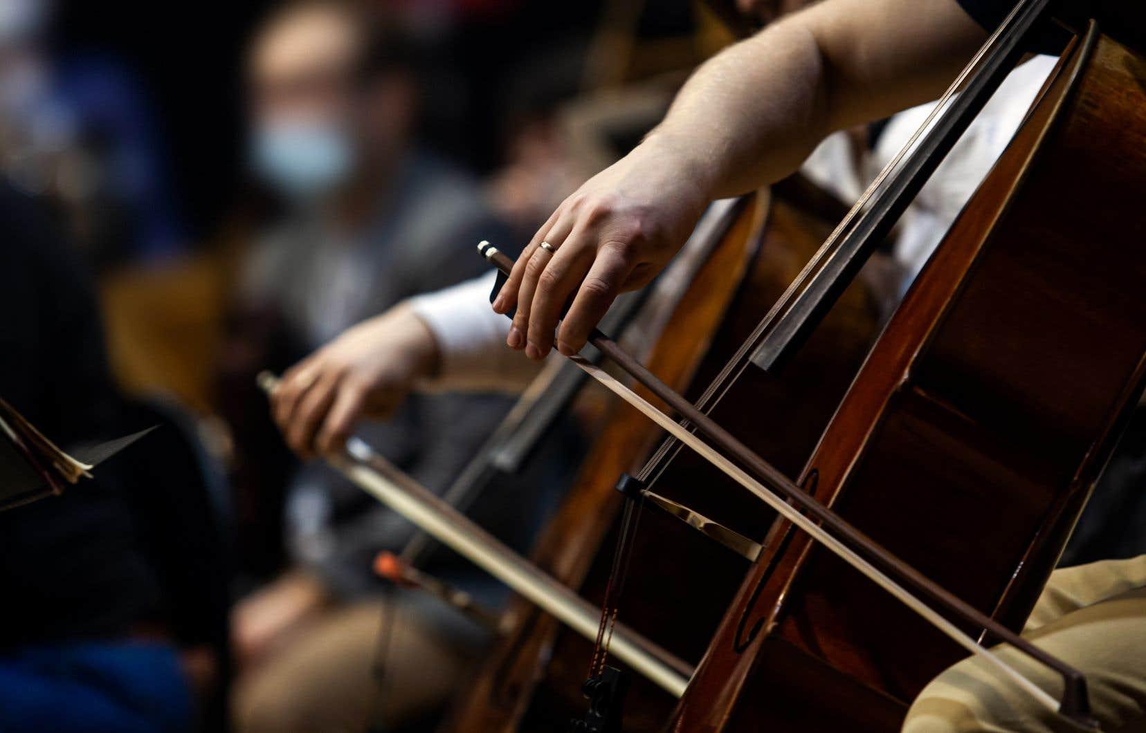 On compte aujourd'hui moins de 10% de femmes professeures en composition musicale dans les établissements d'enseignement supérieur.