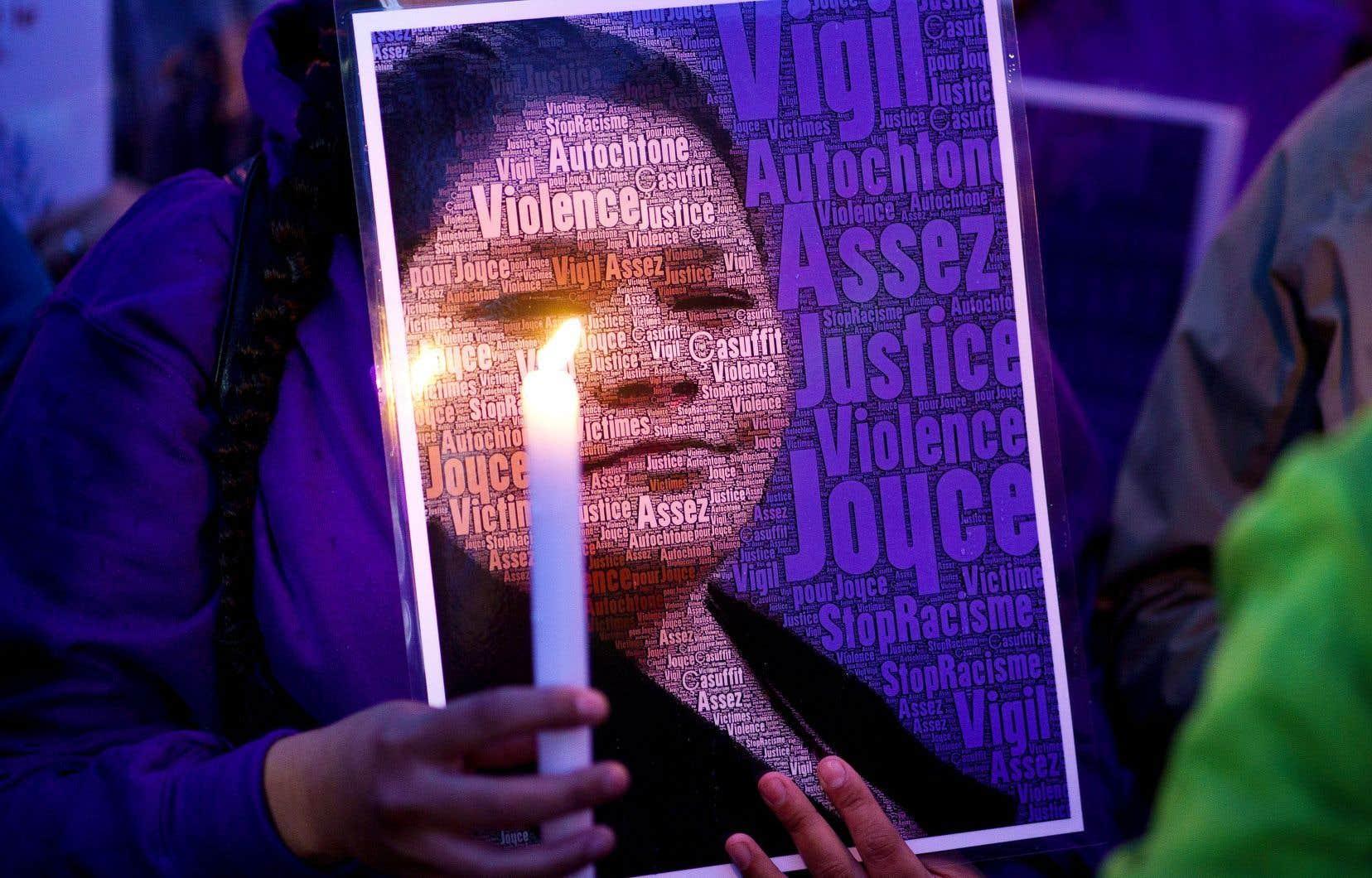 Décès de Joyce Echaquan: la coroner recommande à Québec de reconnaître le racisme systémique