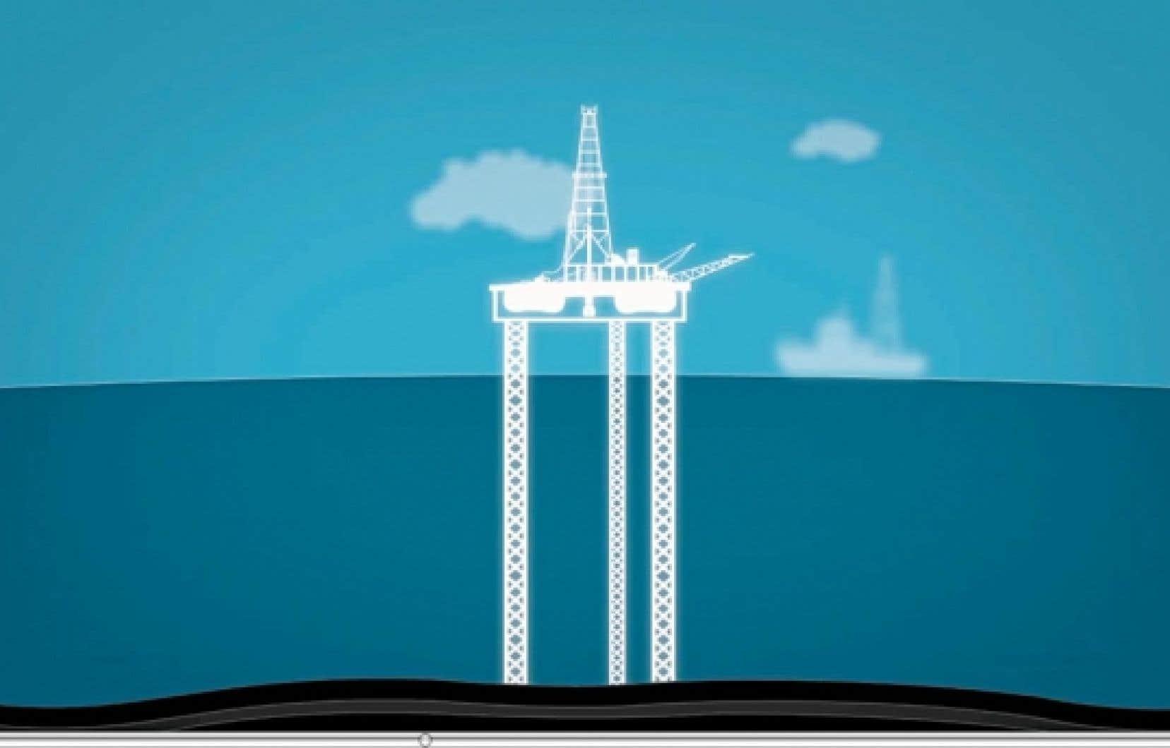Image tir&eacute;e d&rsquo;une capsule d&rsquo;animation vid&eacute;o produite par le minist&egrave;re des Ressources naturelles et de la Faune.<br />