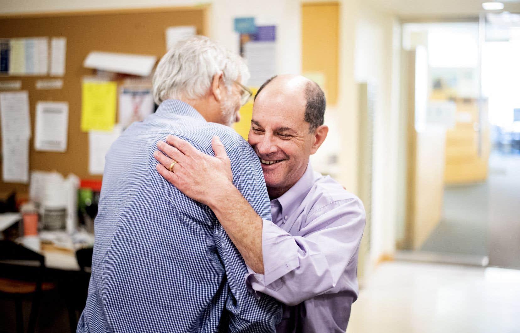 David Julius etArdem Patapoutian ont vu leurs travaux récompensés du prix Nobel de médecine 2021.