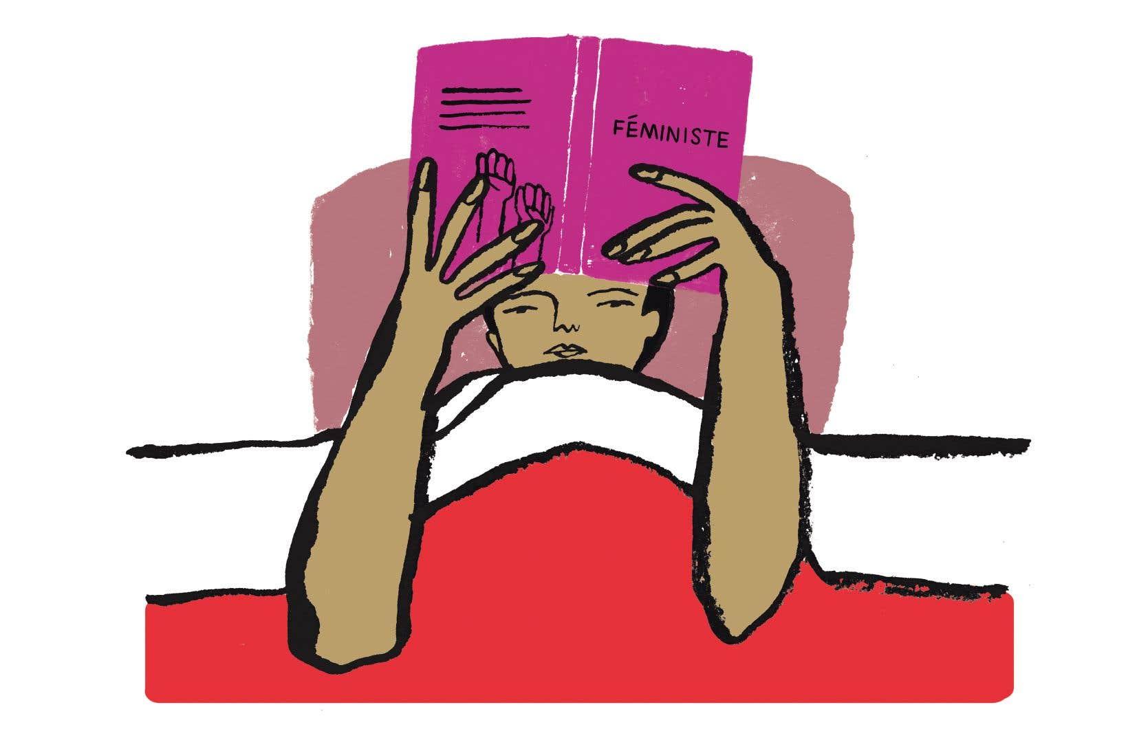 La relance actuelle voit des maisons d'édition qui ne touchaient pas au féminisme soudain s'y mettre.