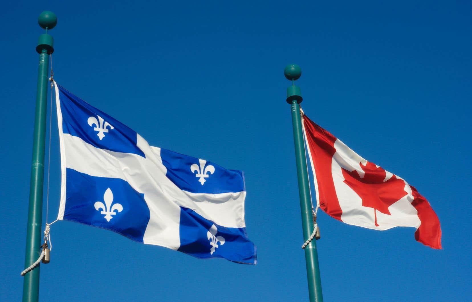 «Quant à l'usage que fait le projet de loi 96 des dispositions de dérogation, il est compréhensible et justifié, surtout en cette ère marquée par une forte judiciarisation du système politique canadien», écrit l'auteur.