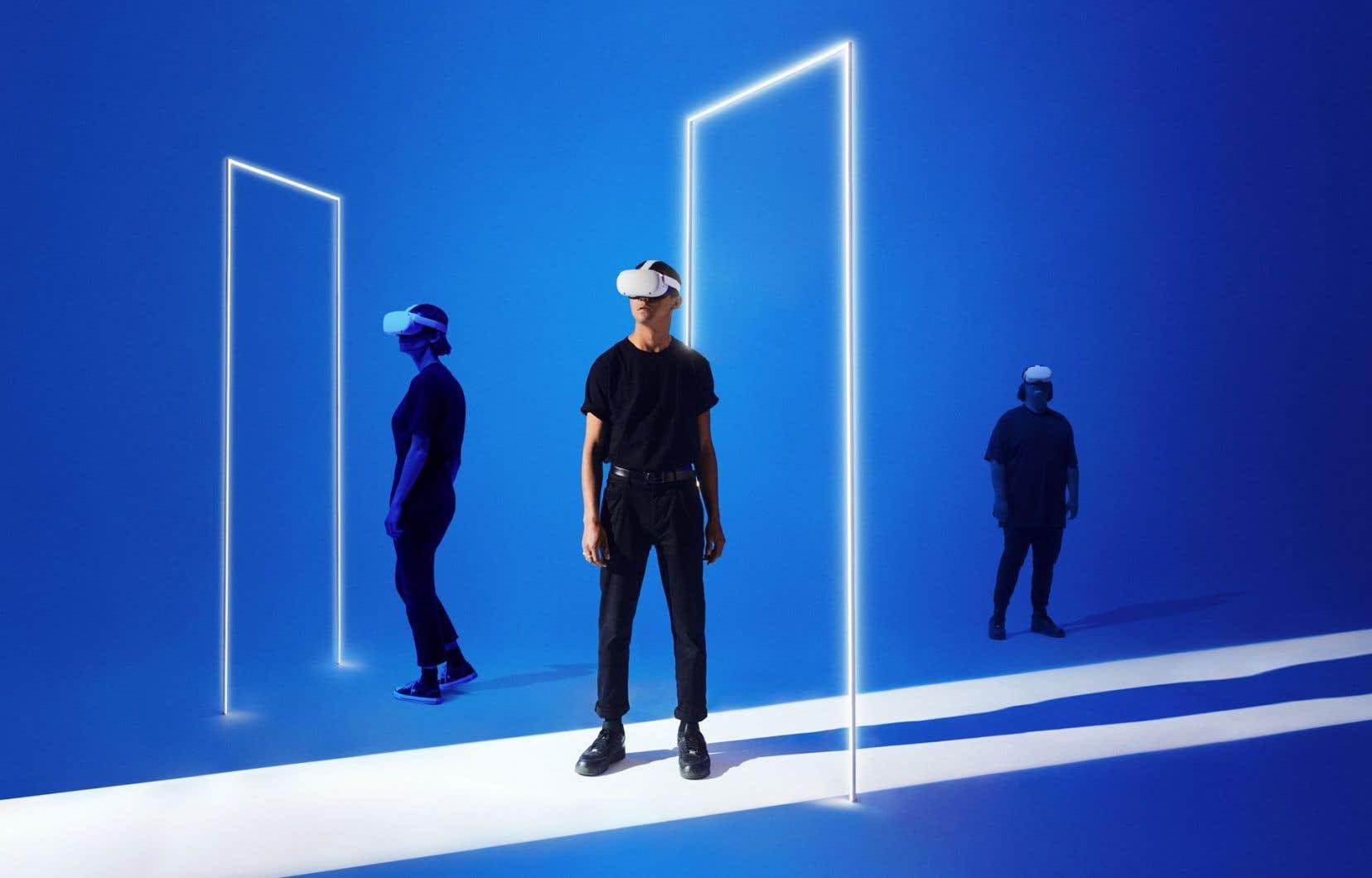 Présentée à l'Arsenal Art contemporain Montréal, l'expérience immersive «L'infini» fait voyager le public à bord de la Station spatiale internationale.