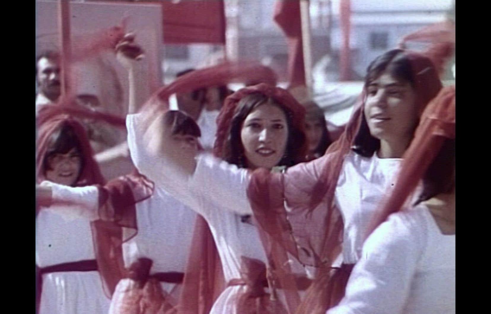 Une scène du documentaire «L'histoire interdite», du cinéaste Ariel Nasr