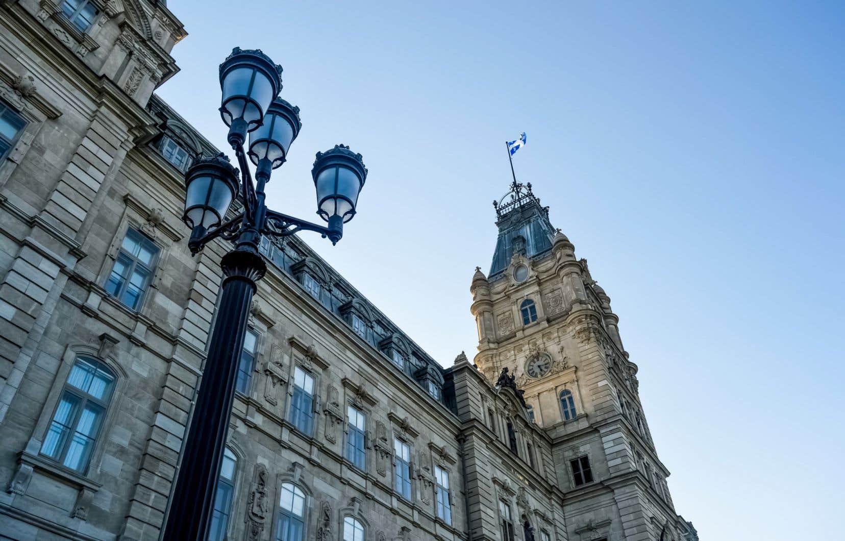 L'affaire Fitzgibbon plane sur les discussions qui pourraient mener à une réforme du code d'éthique de l'Assemblée nationale.