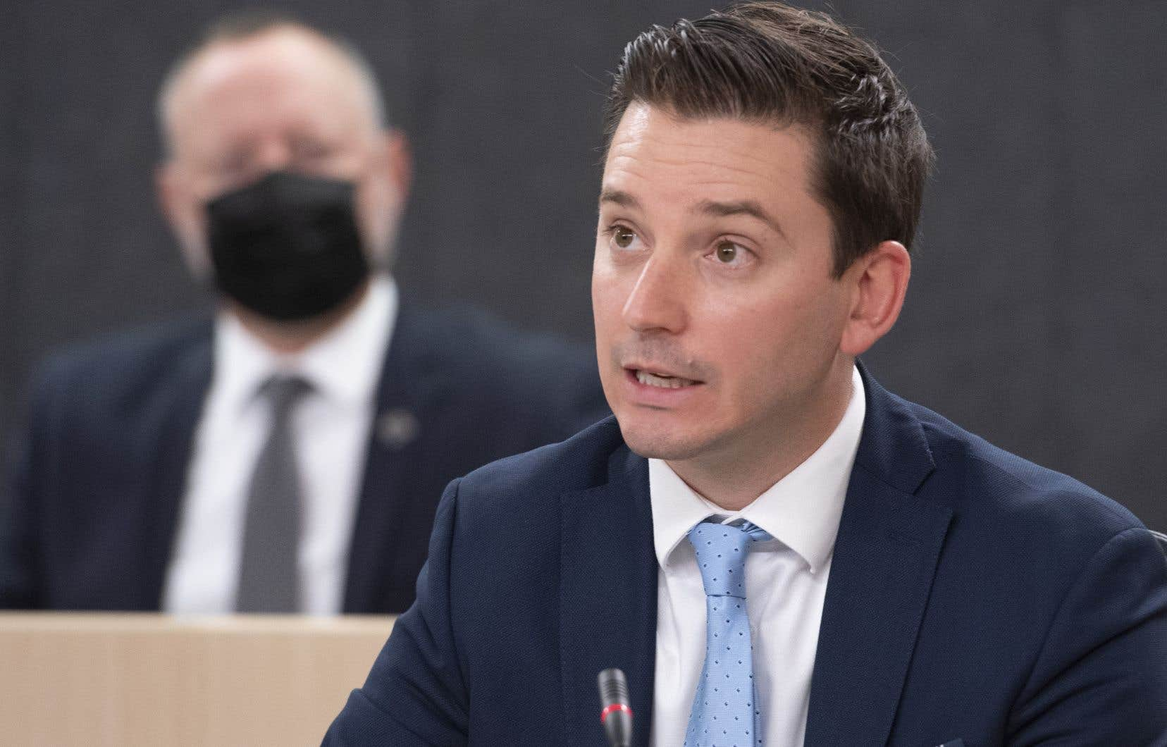 Le ministreJolin-Barrette n'a pas su calmer les «inquiétudes» exprimées lors des audiences publiques.