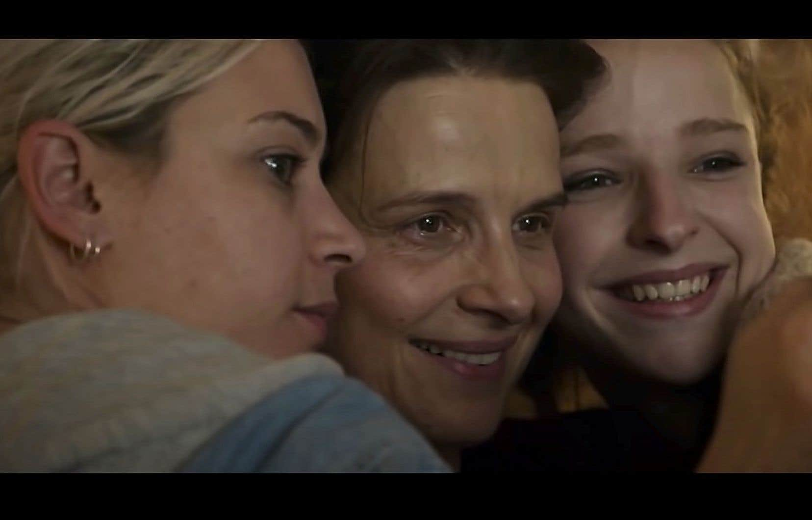 Capture d'écrantirée de la bande-annonce de «Ouistreham», le film qui ouvrira l'édition 2021 du festival Colcoa
