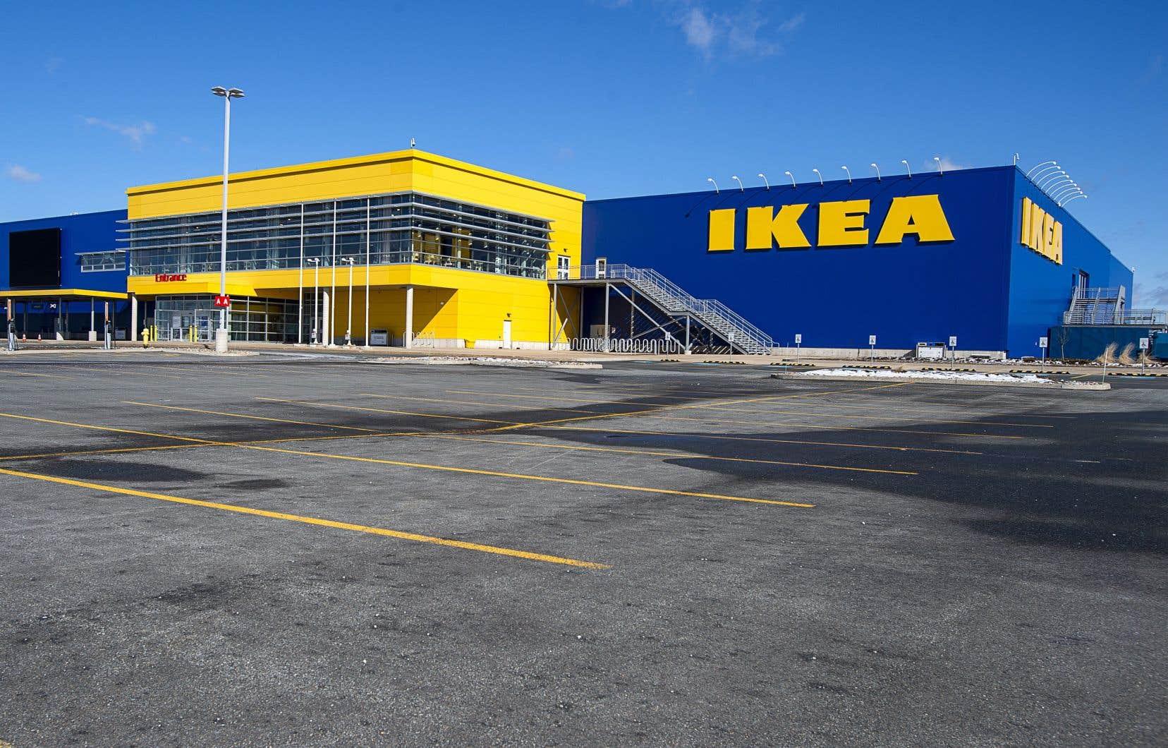 Ikea s'attend à souffrir encore de pénuries en 2022