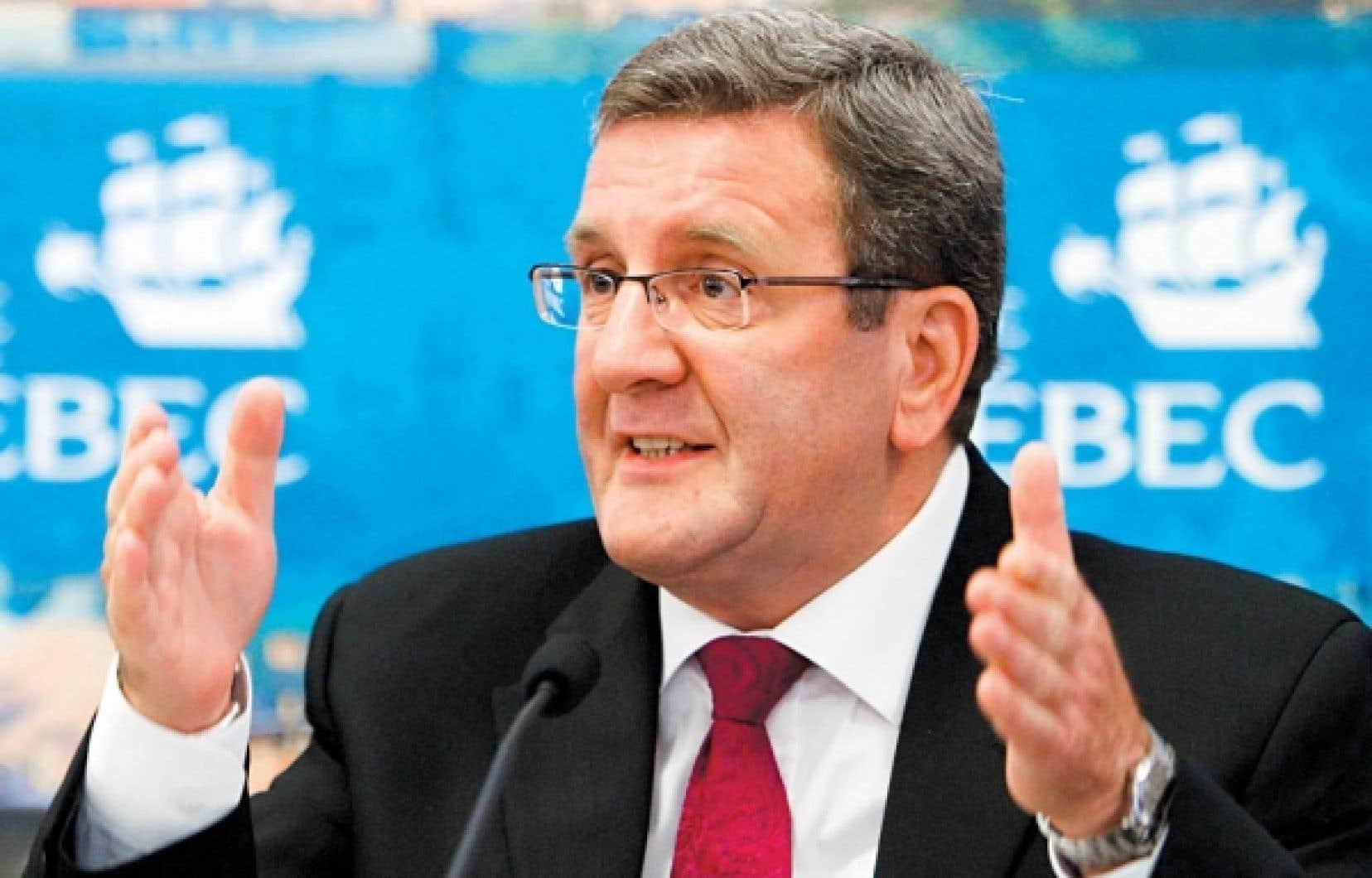 Selon le politicologue Éric Montpetit, Régis Labeaume doit son succès au cynisme.<br />