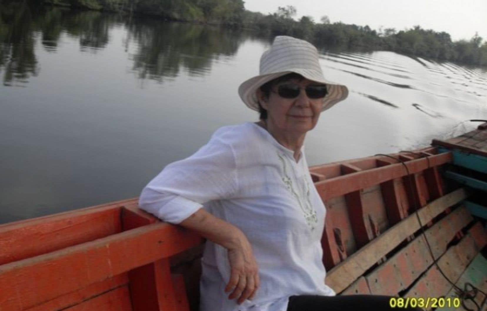 Jacqueline Kergueno a été responsable internationale du développement jeunesse pour Bayard Presse.<br />