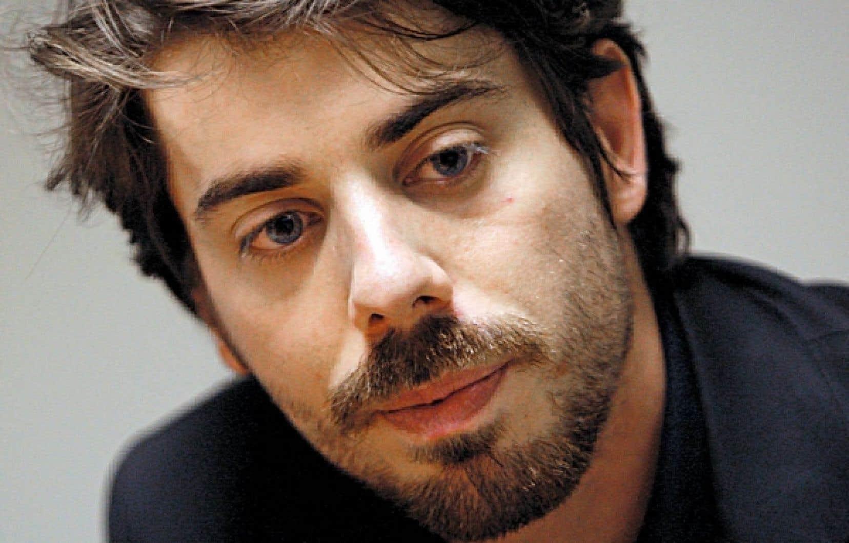 Le Fran&ccedil;ais Adrien Bosc, jeune directeur de Feuilleton<br />