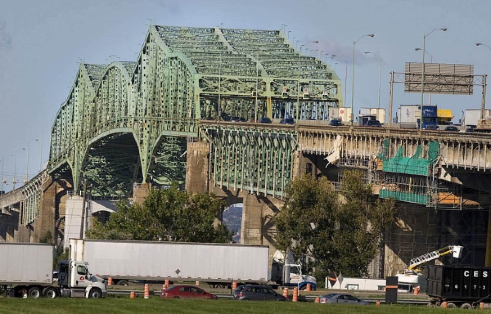 Le gouvernement fédéral laisse entendre que les revenus du péage du futur pont ne serviront à financer que sa construction.