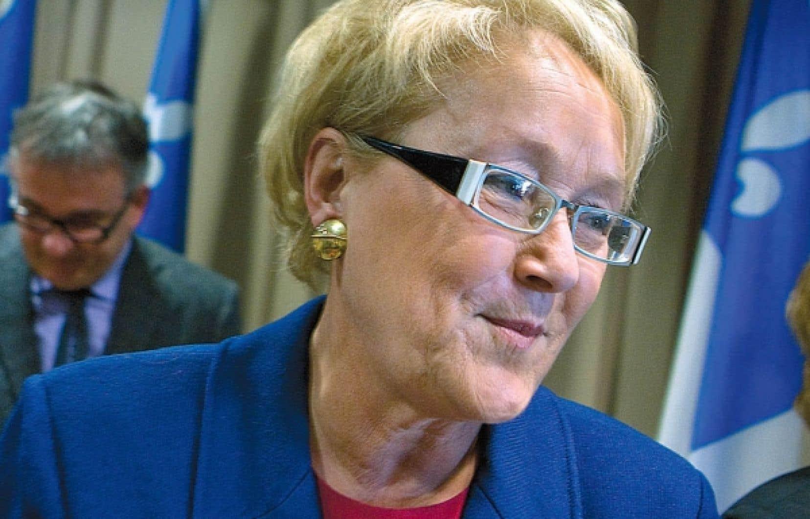 Si elle est portée au pouvoir, Pauline Marois promet un virage majeur dans les soins à domicile pour les personnes âgées. <br />