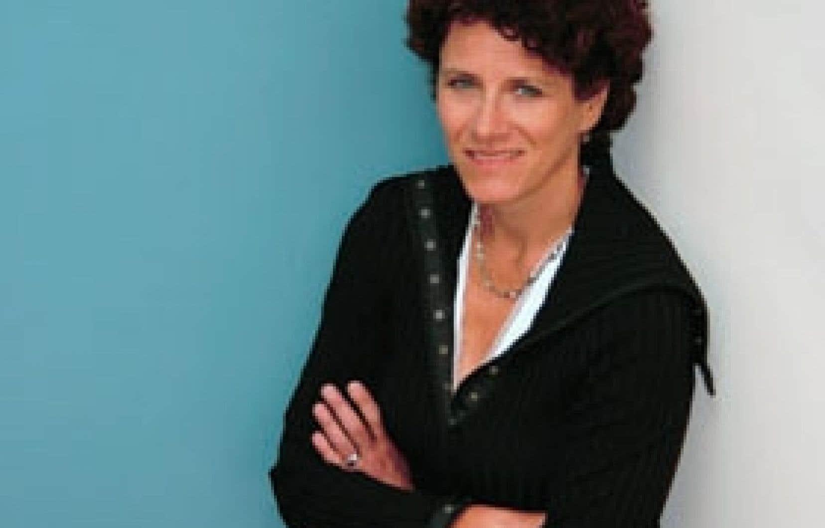 Photo: Ivan Presser La psychologue et chroniqueuse Susan Pinker