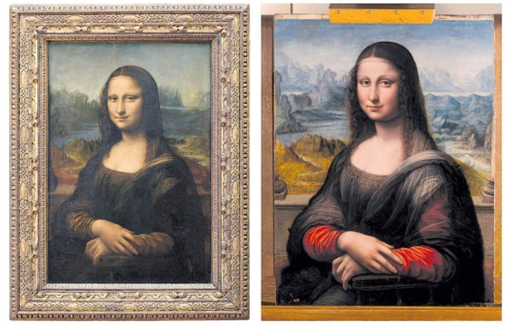 Le Prado annonce la découverte de la «première copie connue» de la Joconde | Le Devoir