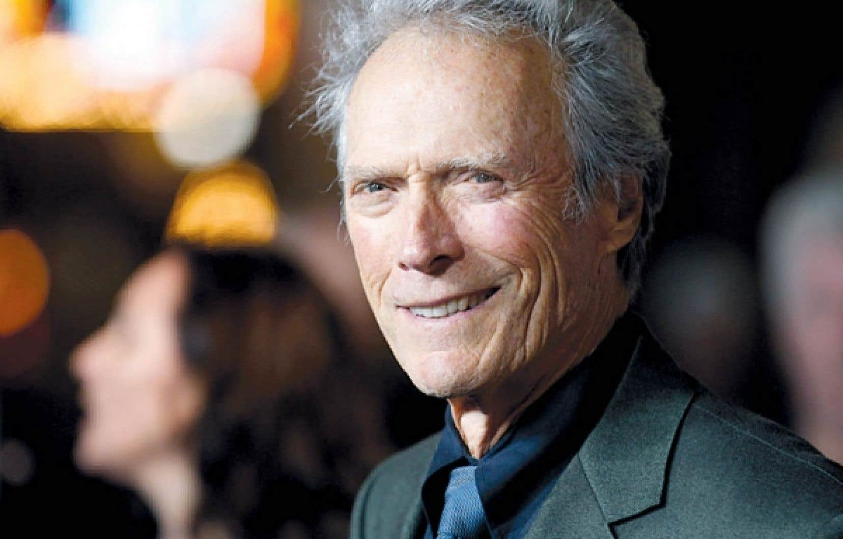 Clint Eastwood<br />