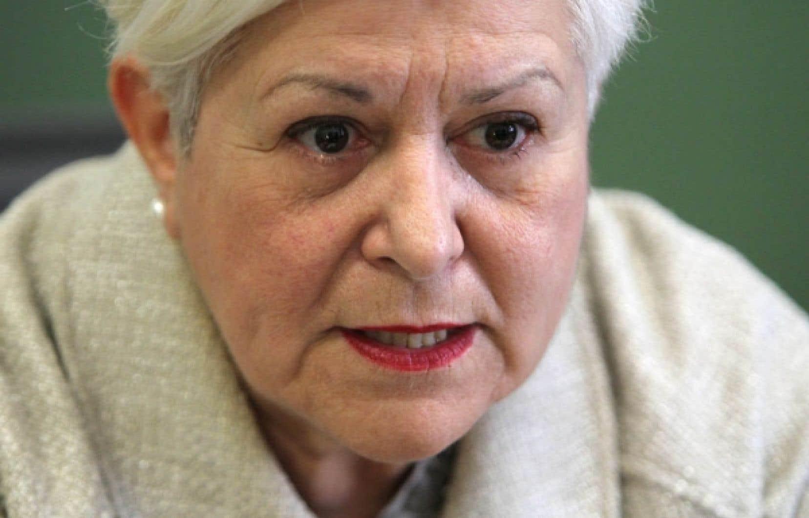 Pour Louise Harel, il ne fait pas de doute que Macogep exerce son influence dans l'octroi des contrats.