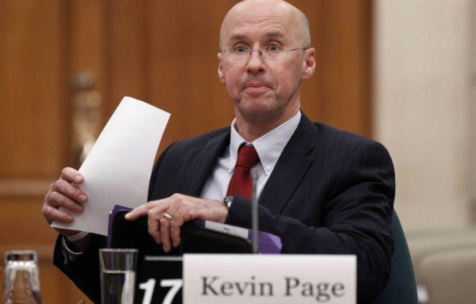 Kevin Page<br />