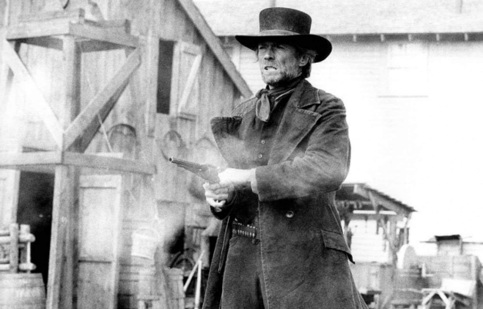 Clint Eastwood dans Pale Rider: un symbole de virilité<br />
