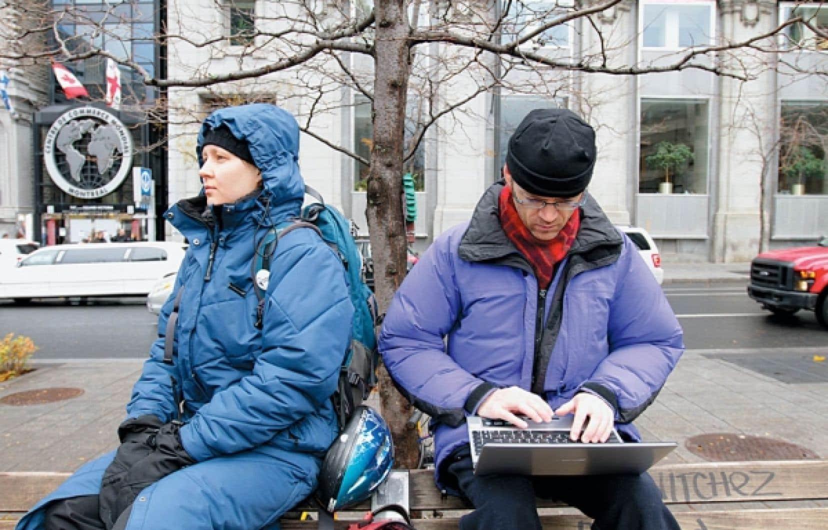 Dans sa forme actuelle, le projet de loi C-30 permettrait aux autorités de récolter des informations sur des citoyens auprèsdesfournisseurs d'accès à Internet.<br />