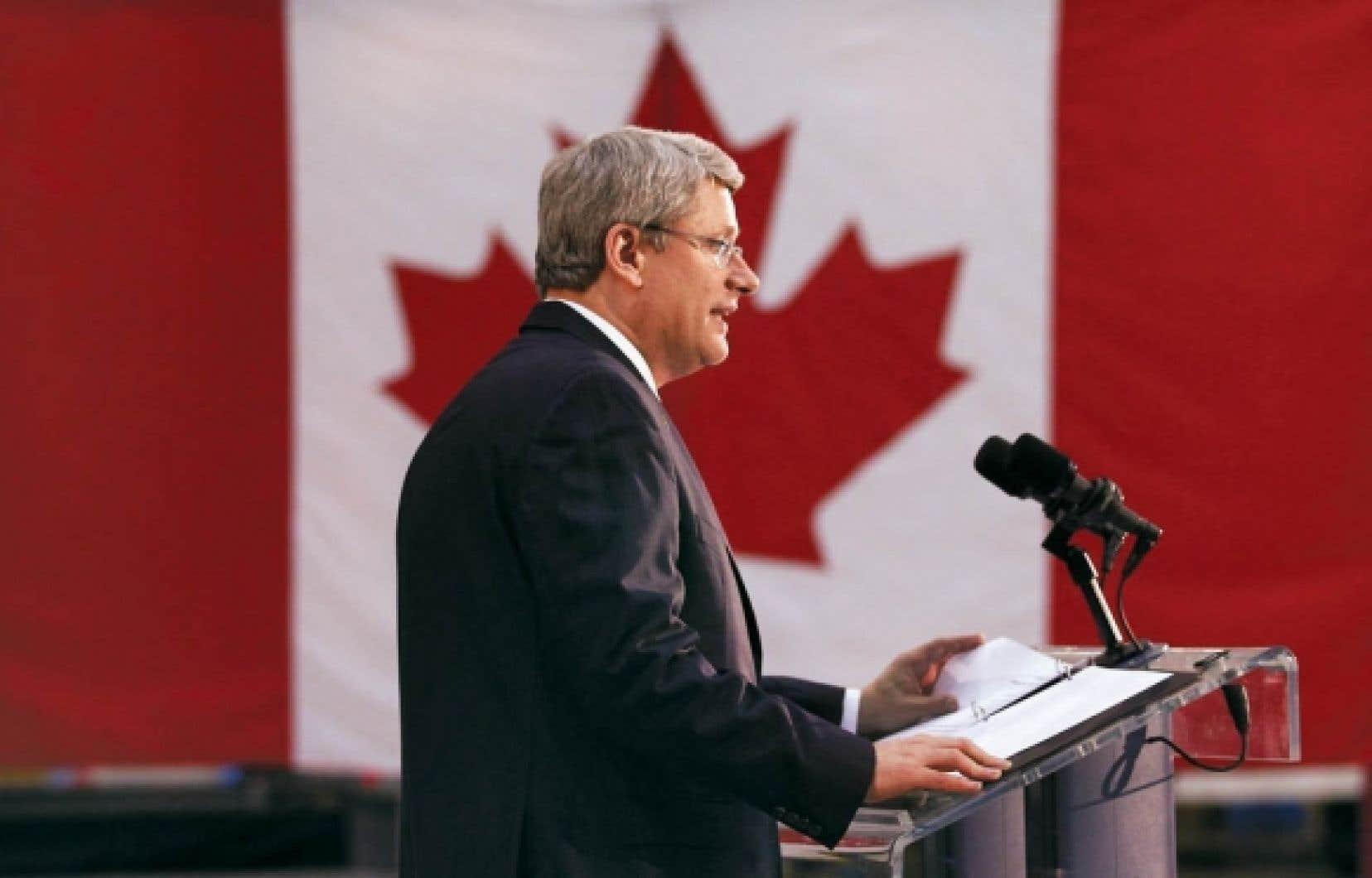 Le fossé s'élargit sans cesse entre les visions progressiste et conservatrice de la société, particulièrement au Québec, où l'on ne reconnaît pas la façon dont Stephen Harper transforme le Canada.<br />