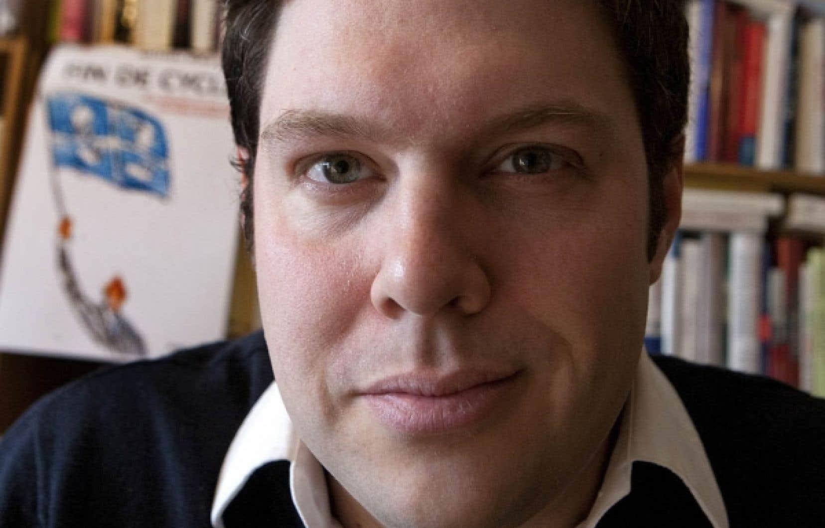 Selon Mathieu Bock-C&ocirc;t&eacute;, la souverainet&eacute; est &laquo;une excellente r&eacute;ponse &agrave; une question qui se pose de moins en moins&raquo;.<br />