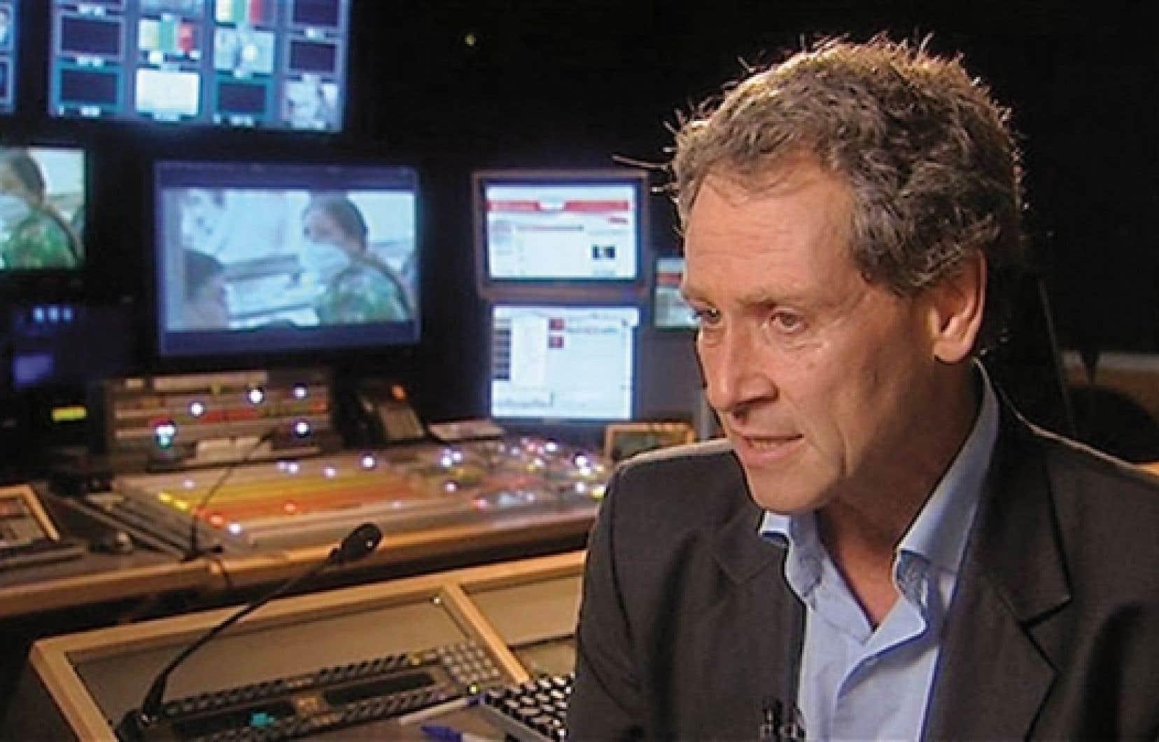 Michel Cormier remplacera Alain Saulnier comme directeur g&eacute;n&eacute;ral de l&rsquo;information, d&egrave;s avril.<br />