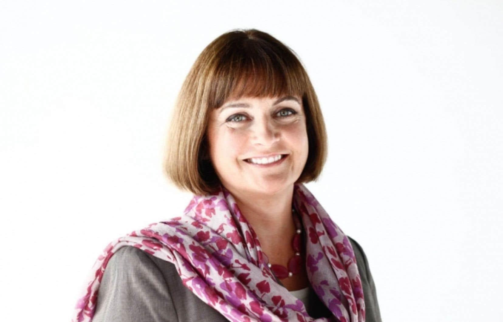 Julie Miville-Dechêne est à la présidence du Conseil du statut de la femme depuis six mois.