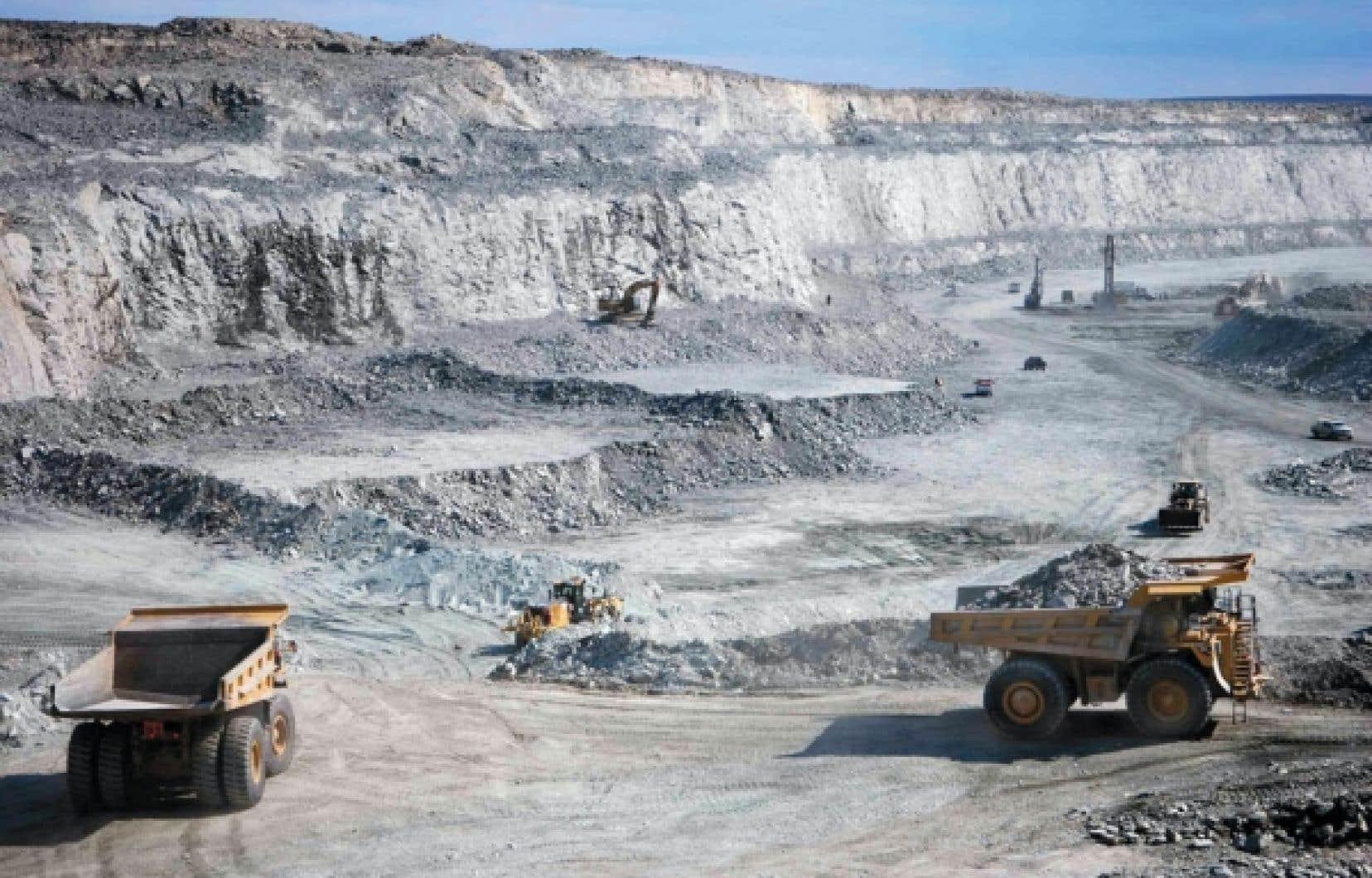 L'INM tiendra des consultations populaires sur l'exploitation minière du Québec.<br />
