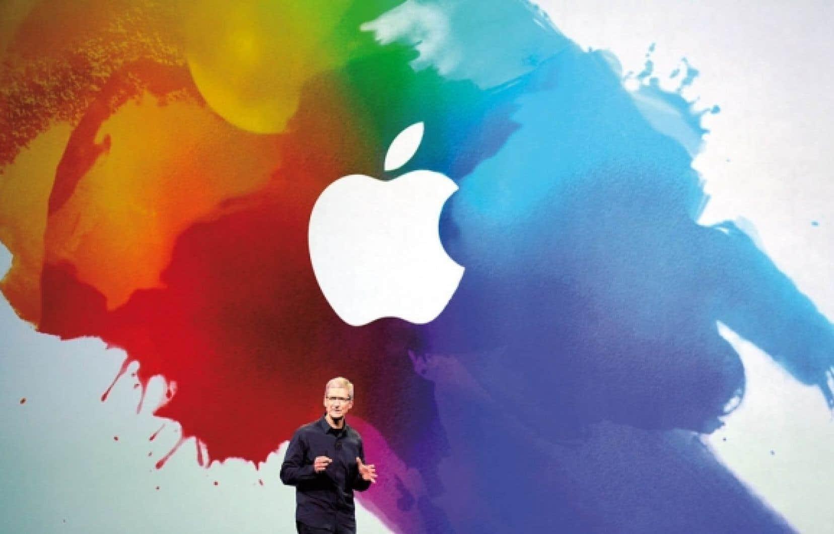 Tim Cook: «Tout le monde se demande qui arrivera à sortir un produit supérieur à l'iPad 2. Plus la peine de se poser la question: c'est nous.»