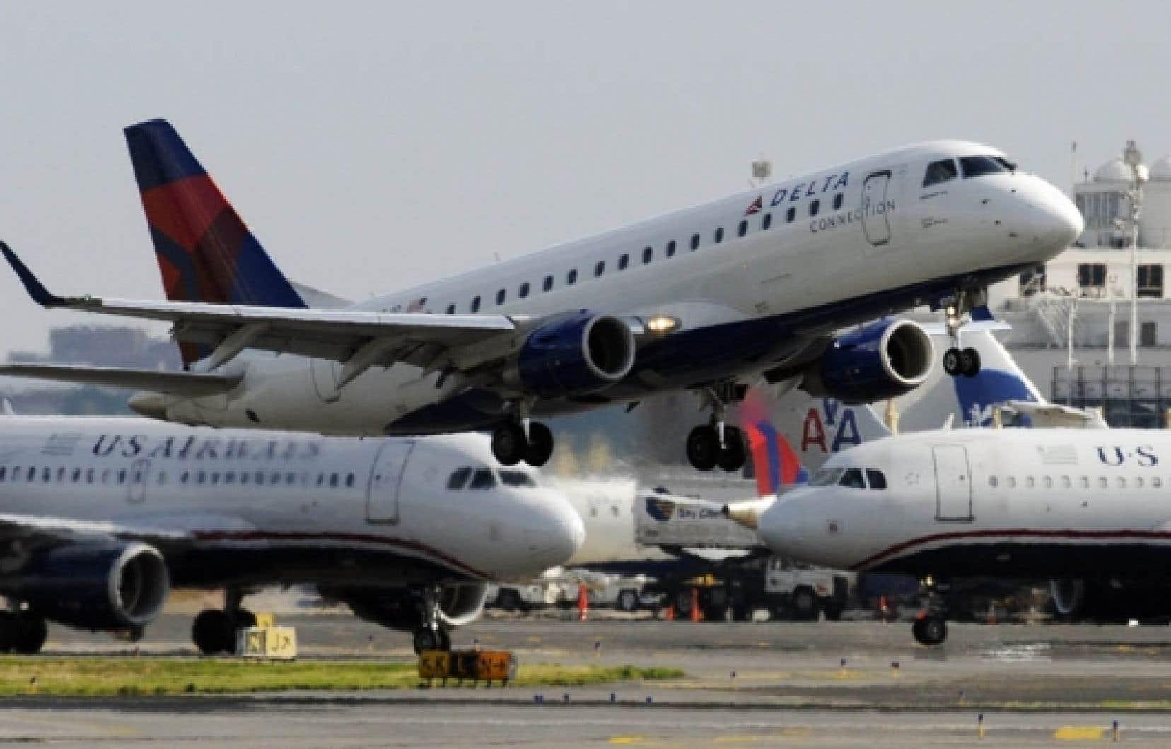 L'Europe a décidé en 2008 de taxer les émissions des transporteurs qui utilisent ses aéroports à compter de 2012.