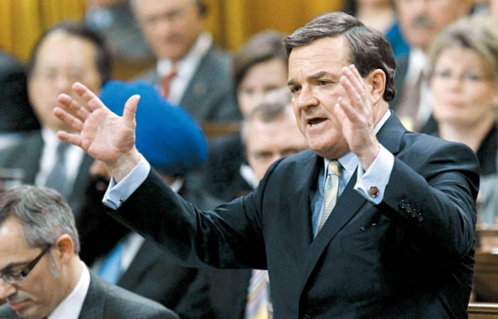 «Pour réussir et prospérer, [...] les entreprises canadiennes doivent innover et créer des emplois de qualité», a déclaré hier le ministre des Finances Jim Flaherty.<br />