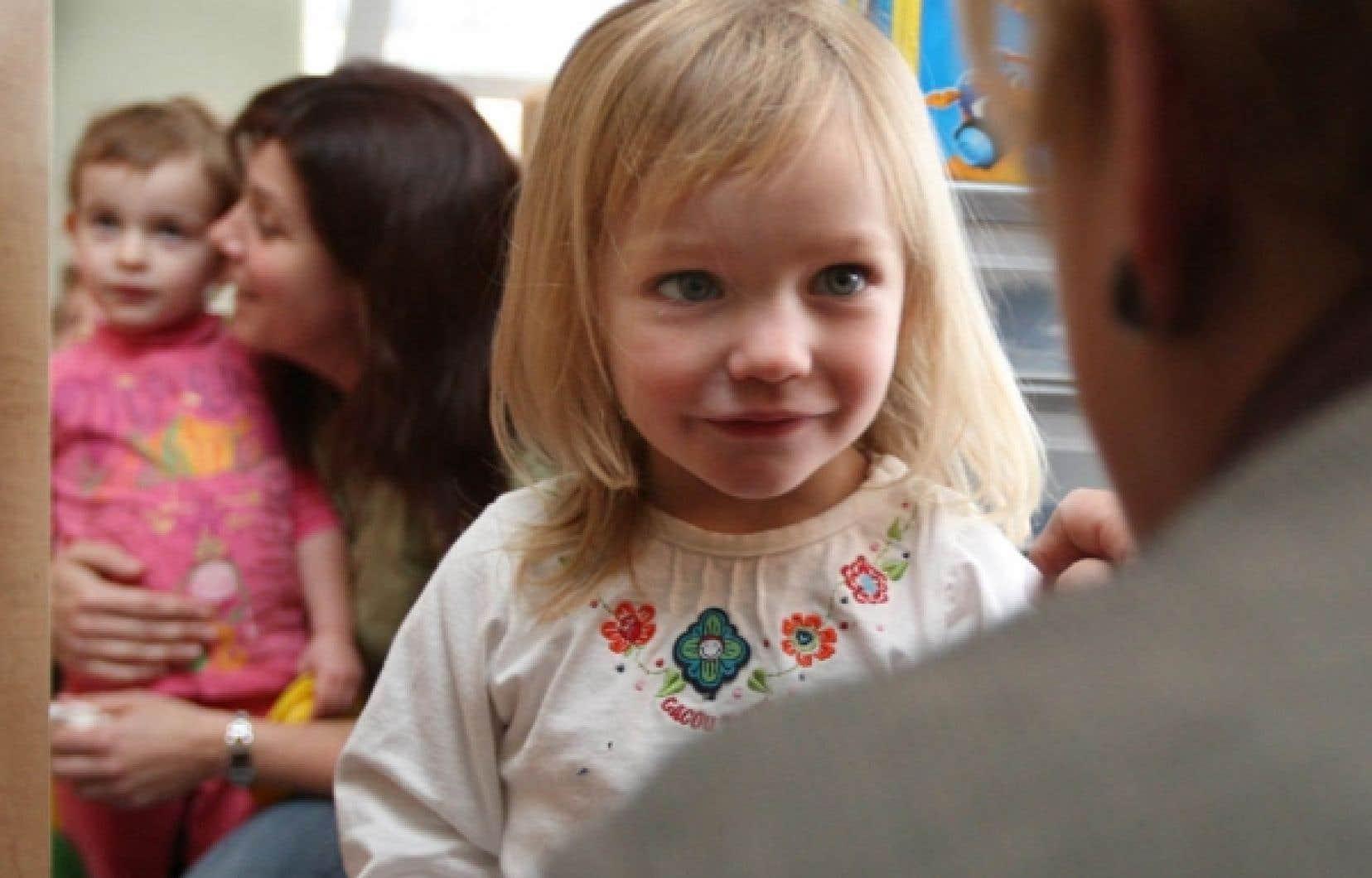 Le programme universel de services de garde à contribution réduite a amené la participation de près de 70 000 mères de plus au marché du travail en 2008 au Québec.