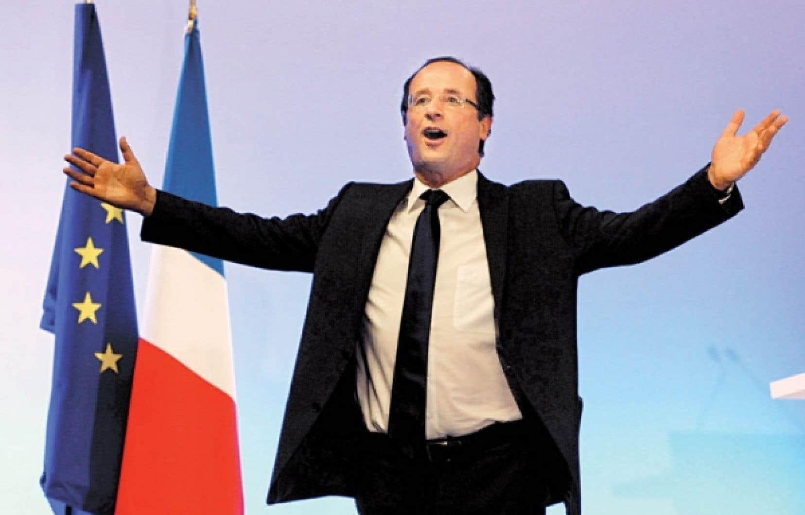 <div> À défaut de susciter l'enthousiasme, François Hollande pourra au moins avoir les coudées franches pour diriger les destinées de la France.</div>
