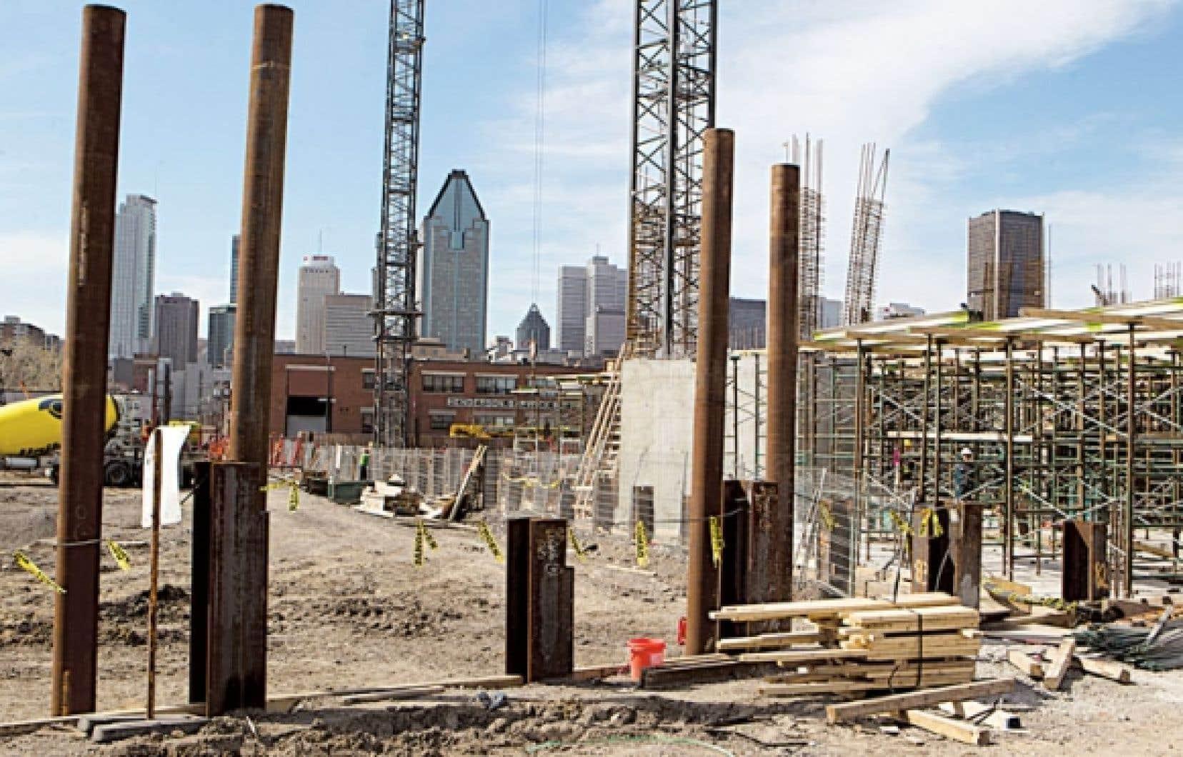 Quelque 17 projets immobiliers sont autorisés ou en voie de l'être dans cet ancien quartier ouvrier.
