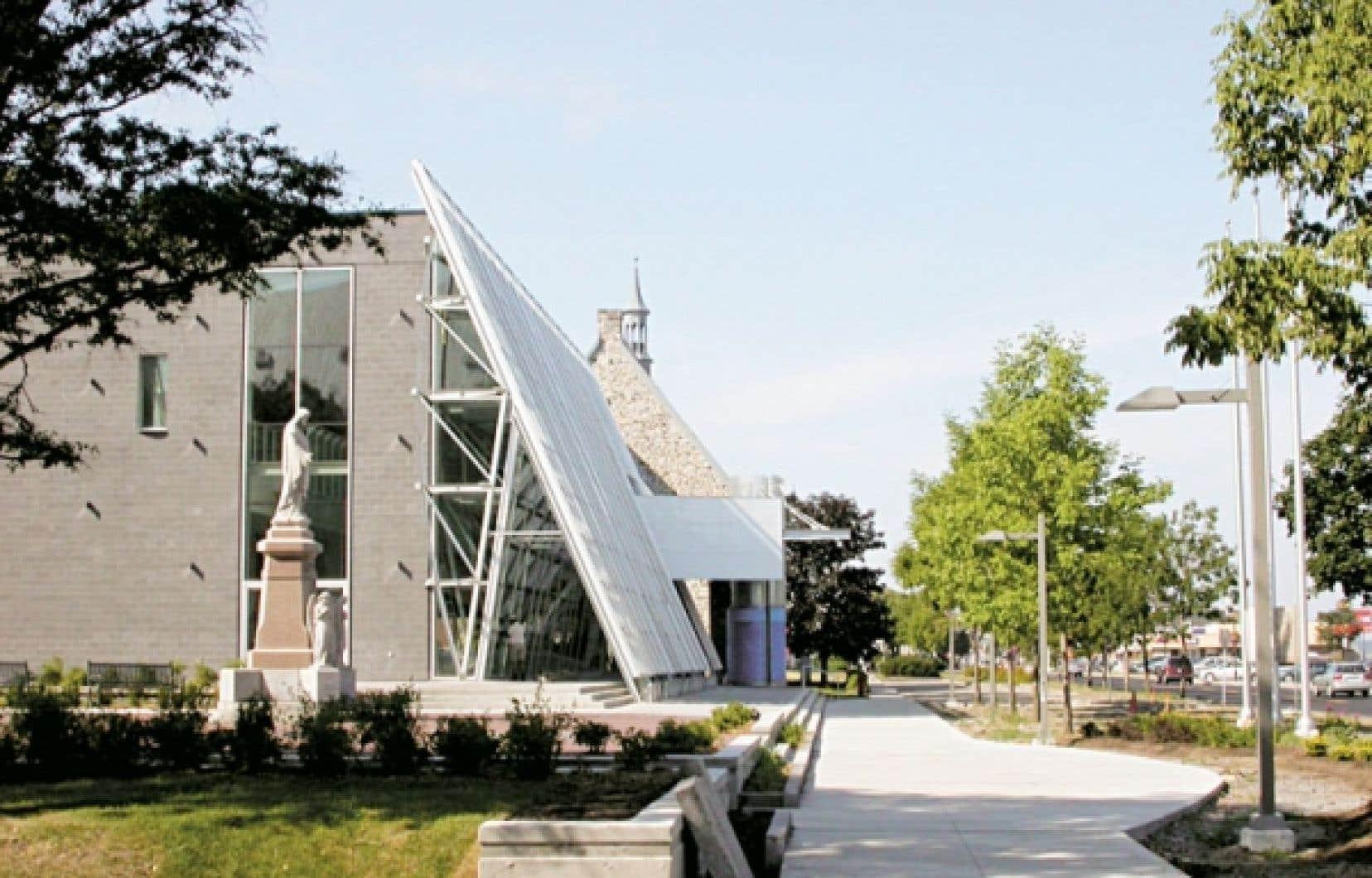 Le centre culturel de Rimouski