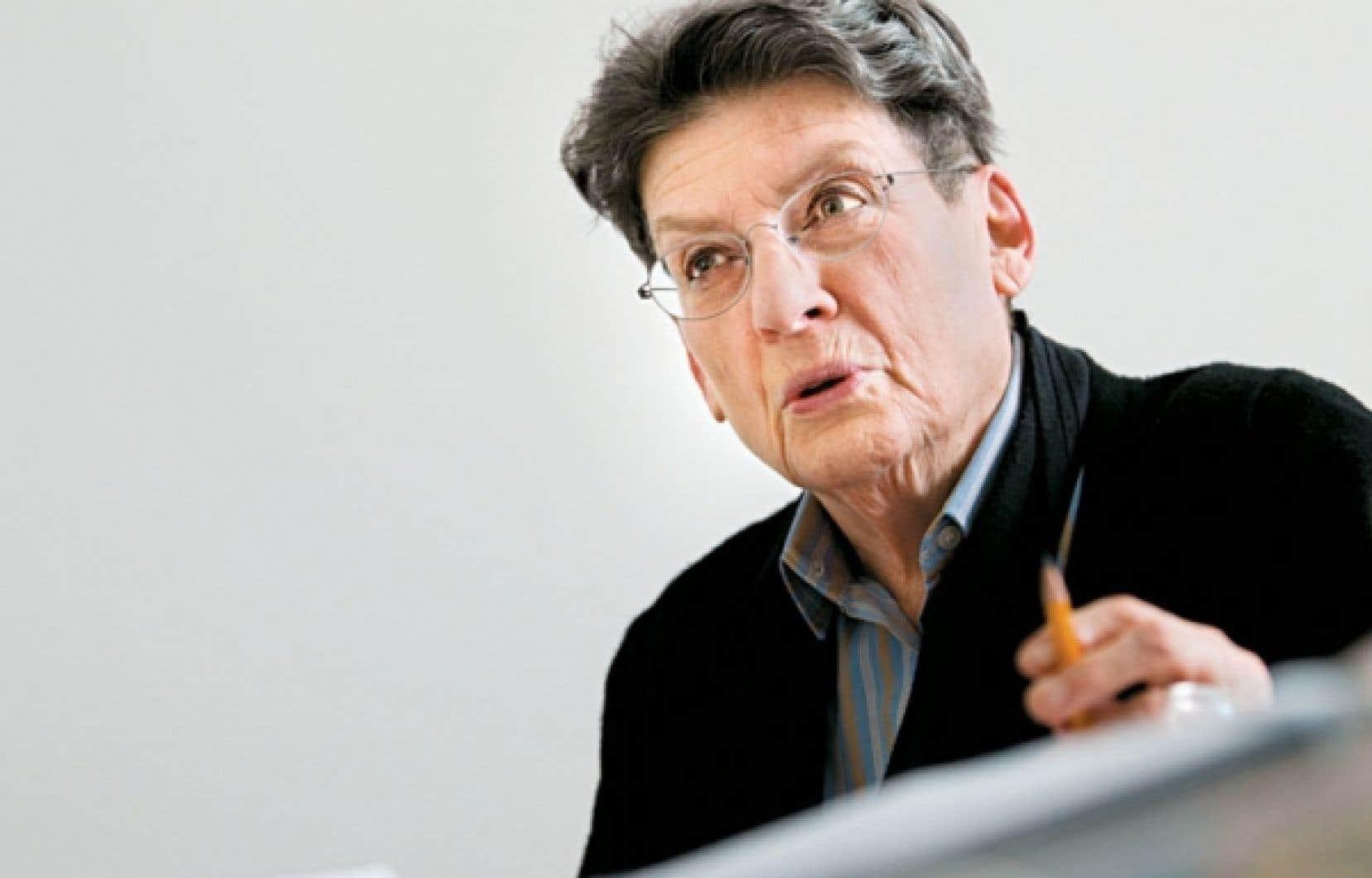 Phyllis Lambert fut la première coprésidente de Les Arts et la Ville en 1987.