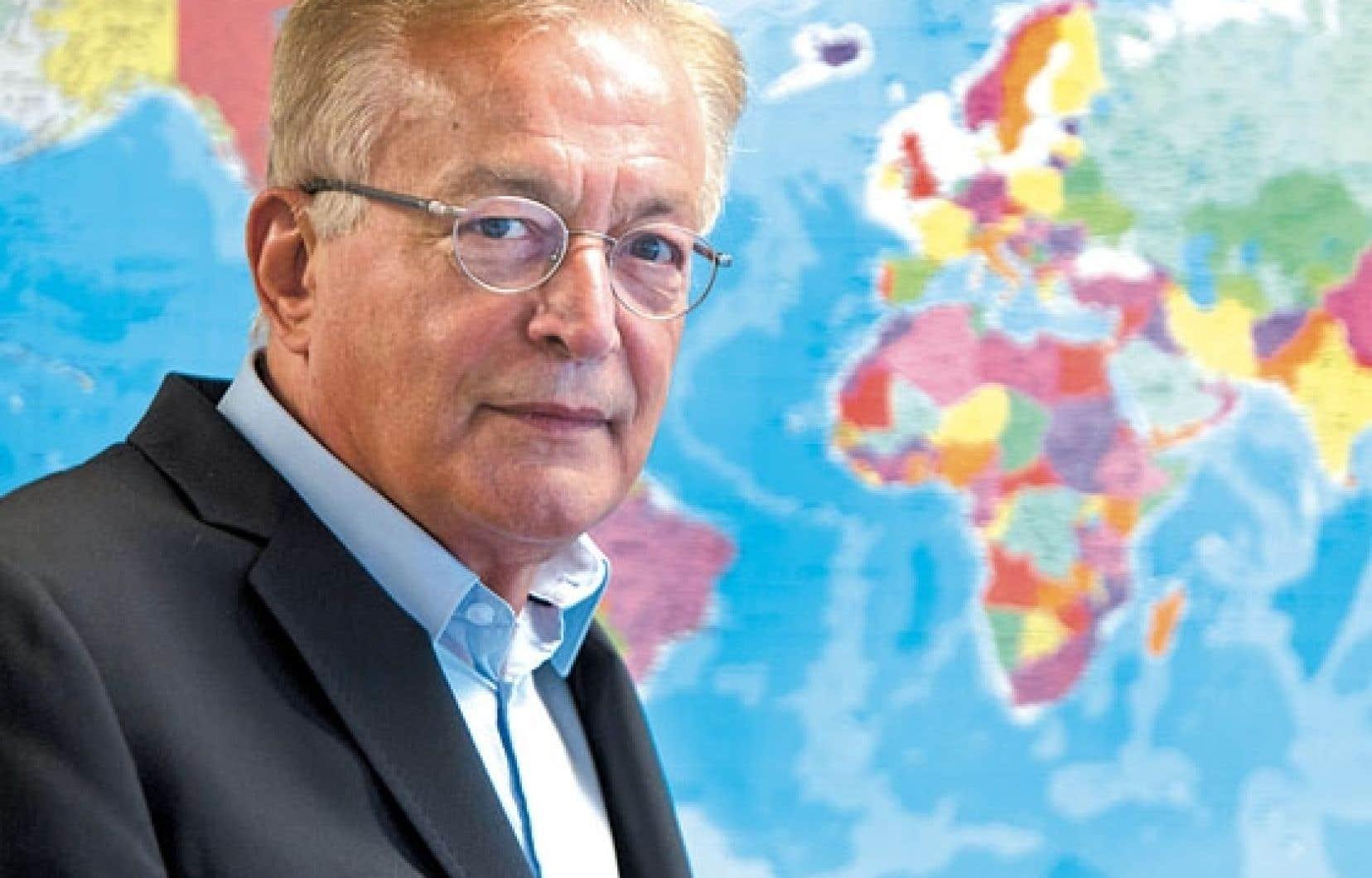 <div> L'Afrique vivra dans les prochaines années « ce qui s'est passé en Asie », prédit Jean-Louis Roy.</div>