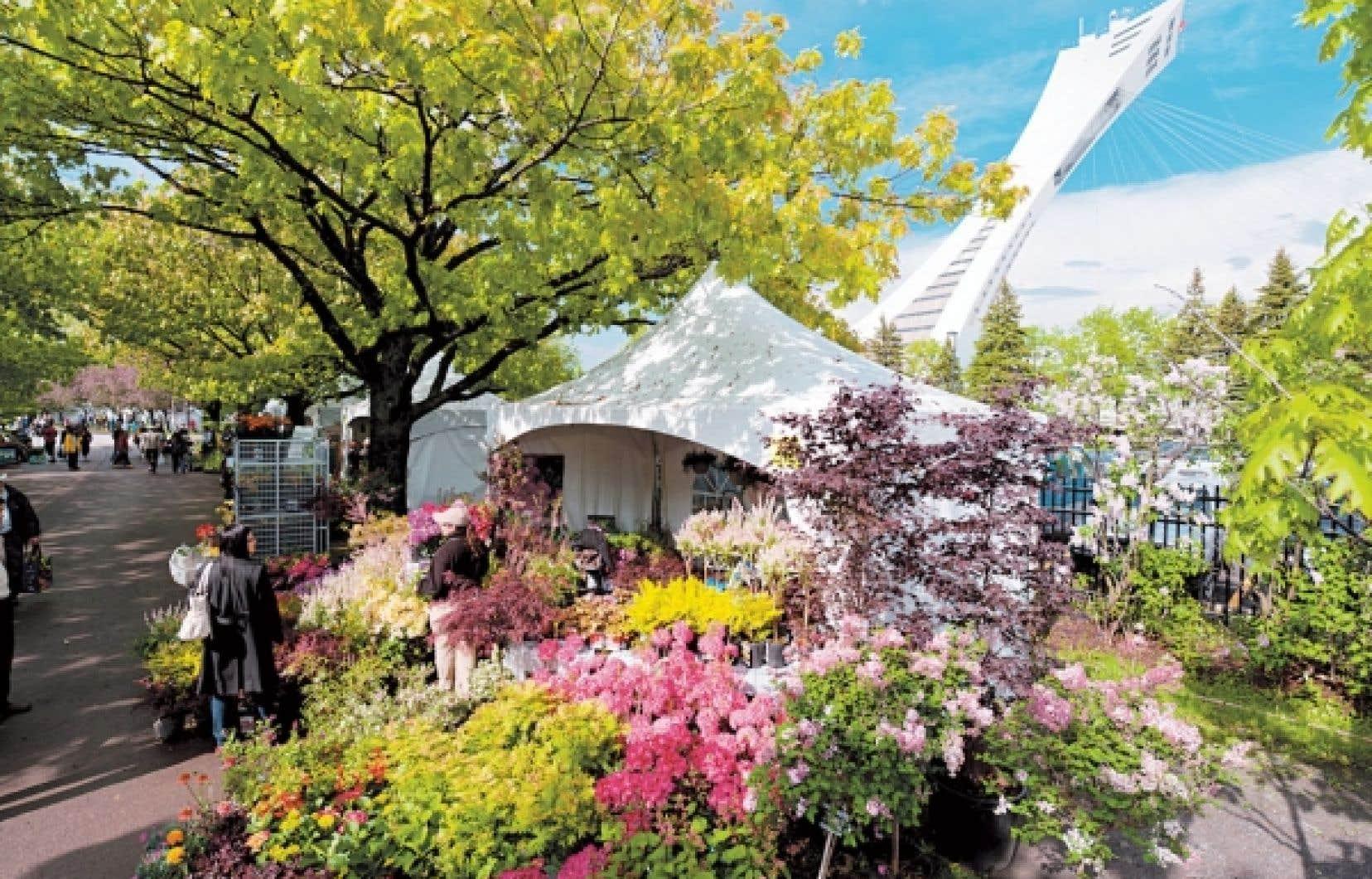 <div> Le Rendez-vous horticole du Jardin botanique est une grande foire horticole où l'on a l'occasion de découvrir, de s'informer et d'échanger.</div>