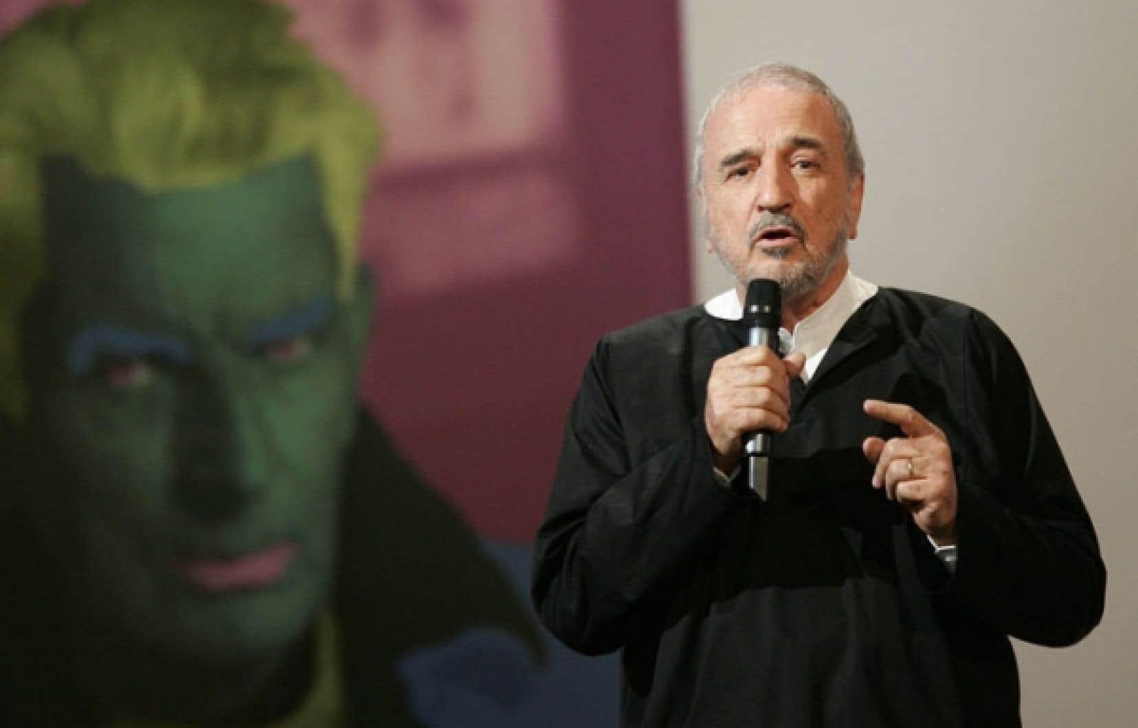 Jean-Claude Carrière a travaillé avec Buñuel pour plusieurs de ses films.