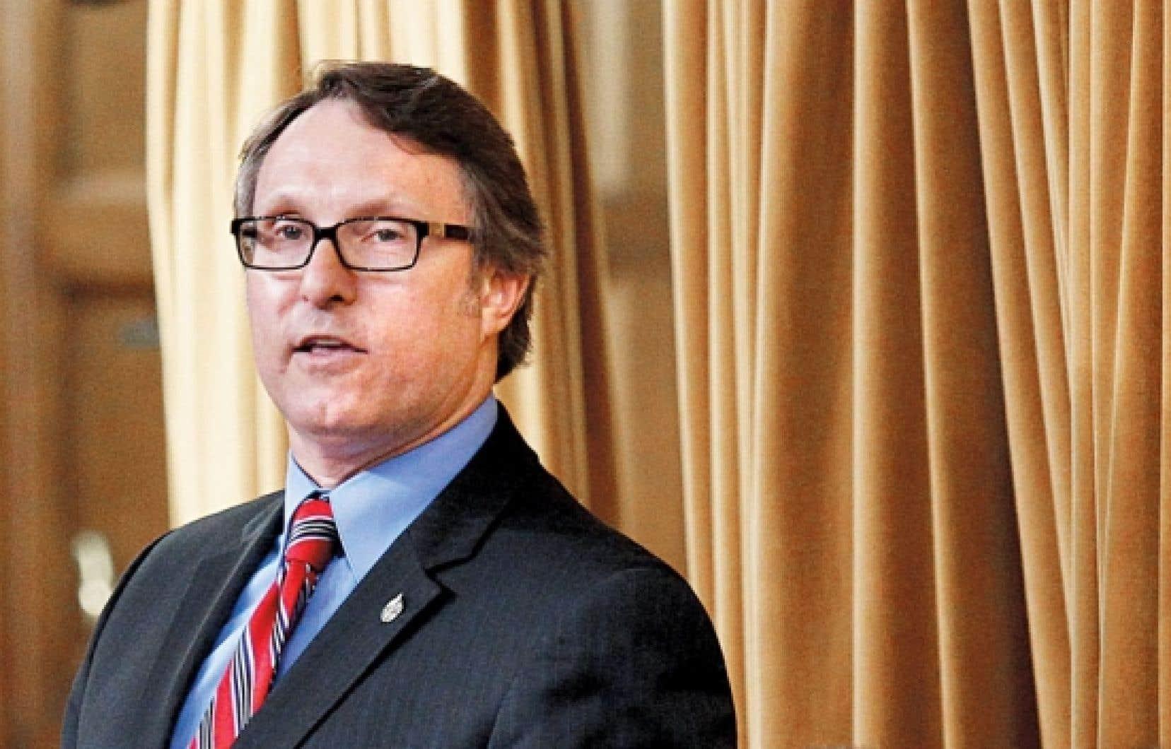 Le conservateur Ted Opitz a vu son élection dans la circonscription d'Etobicoke-Centre annulée par la Cour supérieure de l'Ontario le 18 mai dernier.