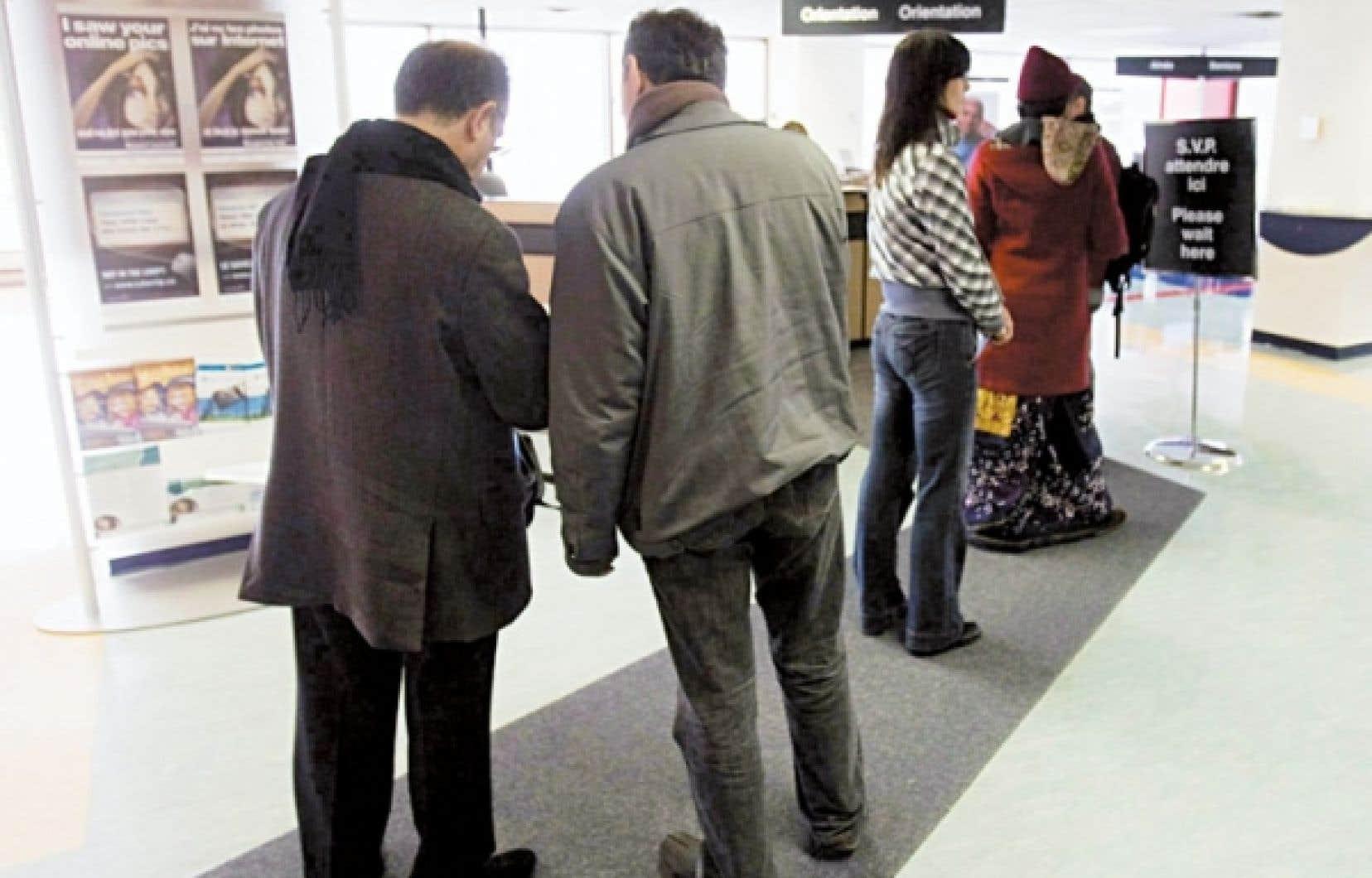 Les prestataires fréquents seront les premiers touchés par les dispositions projetées à l'assurance-emploi.