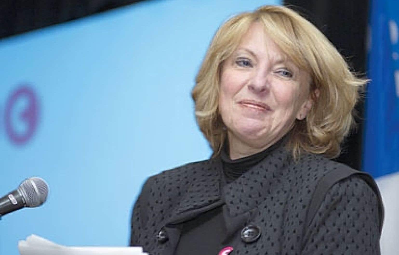 Christine St-Pierre